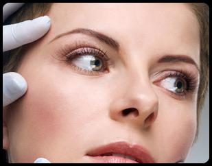 chirurgie plastique des yeux