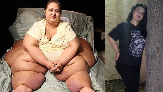 la-femme la plus grosse